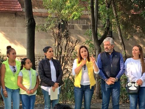 Barrales, Corridas de Toros, Animales, Derechos de los animales, Consulta, Clara Brugada, Karen Quiroga, Iztapalapa