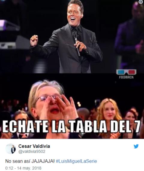 Memes de Luis Miguel