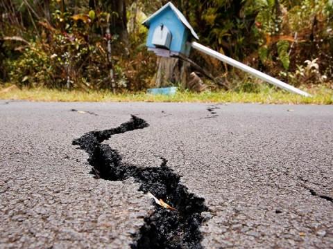 En Hawaii, más de mil 700 personas han tenido que ser evacuadas desde que el volcán entrara en erupción el 3 de mayo y más de 37 estructuras, docenas de casas y coches destruidos (Foto: Reuters)
