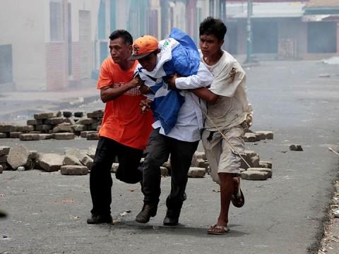 Persisten enfrentamientos en el norte de Nicaragua; hay un muerto