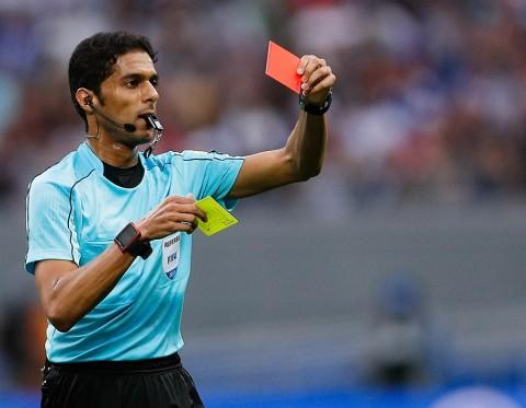 árbitro, fahad al mirdasi, juan carlos osorio, mundial rusia 2018, árbitro mundialista