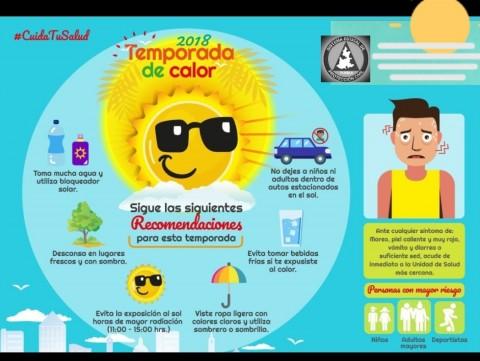 Calor, Lluvias, Clima, Cambio climático, Medio ambiente, Estados, Seguridad, Protección Civil