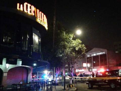 Matan a uno el La Cervecería de Barrio, mujer está grave en hospital