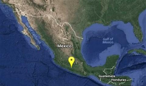 """Otro susto: Suena alarma en CDMX por sismo de 5.3"""""""