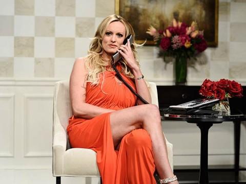 El pago fue para sellar un acuerdo con la actriz porno Stormy Daniels y evitar que hablara de su relación con Donald Trump (Foto: AP)