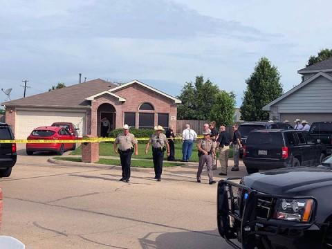 Tiroteo en una casa en Texas deja al menos 5 muertos (Foto: AP)