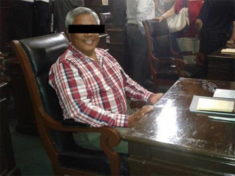 Alfonso Gabriel 'N' detenido ligado a Los Rojos