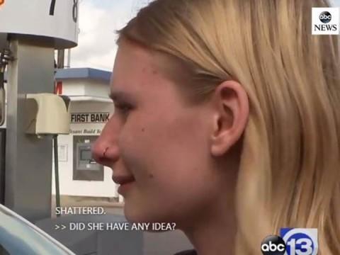Alumnos de la secundaria contaron su experiencia del tiroteo en Texas (Foto: ABC News)