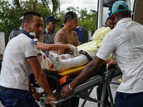 Una de las víctimas del avionazo en Cuba era tabasqueña