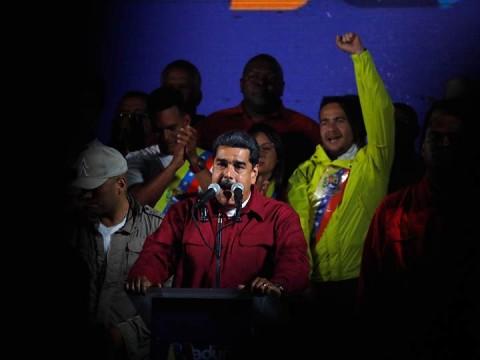 La acción puesta en marcha el lunes buscar elevar la presión sobre el presidente Nicolás Maduro, que logró la reelección el domingo en unos comicios calificados como una farsa por Estados Unidos y otros países (Foto: Reuters)