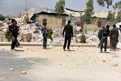 Explosión en Afganistán deja al menos 16 muertos