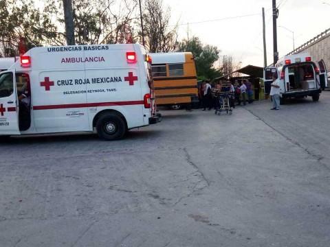 Bloqueo, Balacera, Reynosa, Tamaulipas, Heridos, Seguridad, Justicia