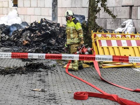 Desactivan bomba de 250 kilos de la II Guera Mundial en Alemania (Foto: EFE)