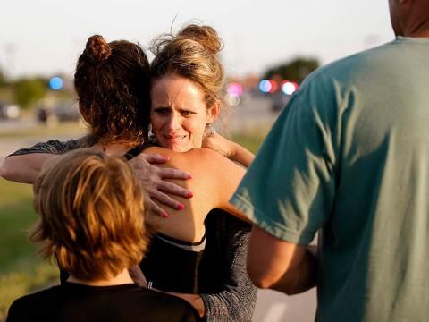 Civiles matan a un atacante que abrió fuego en restaurante de EU (Foto: AP)