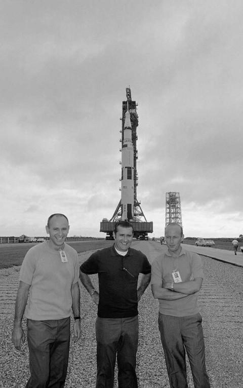 Muere el astronauta Alan Bean, cuarto hombre en pisar la Luna
