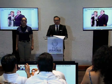 Interpone Karime Macías amparo contra orden de aprehensión