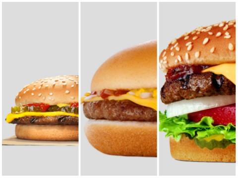 hamburguesa publicidad
