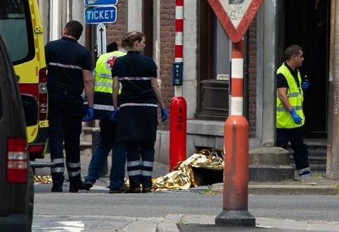 Hombre armado mata a 3 en Bélgica, en posible ataque terrorista