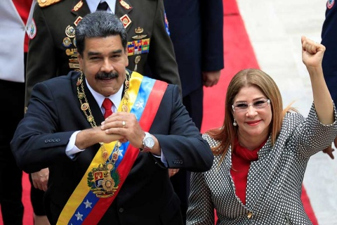 Rival de Maduro exige que se repitan elecciones presidenciales