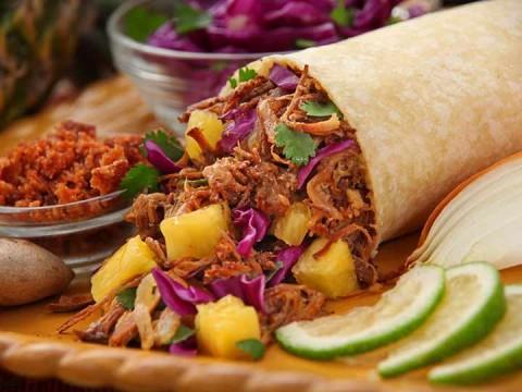 Tacos de cochinita y antojitos mexicanos subirían de precio por guerra comercial con EU (Foto: Pixabay))