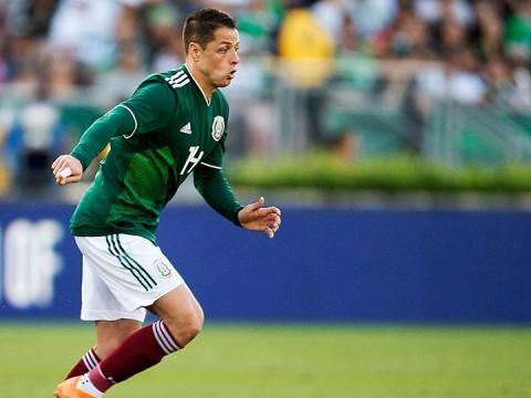 javier chicharito hernández, mundial rusia 2018, selección mexicana
