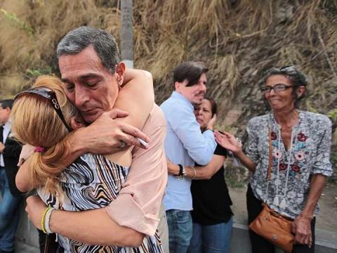 El Tribunal Supremo venezolano ordena excarcelar a 39 opositores