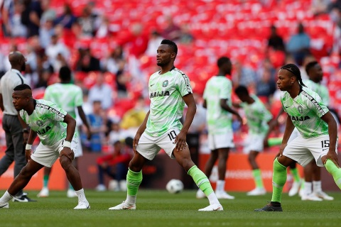 selección nigeria, mundial rusia 2018, mundial 2018 rusia, copa del mundo, fifa, playera nigeria
