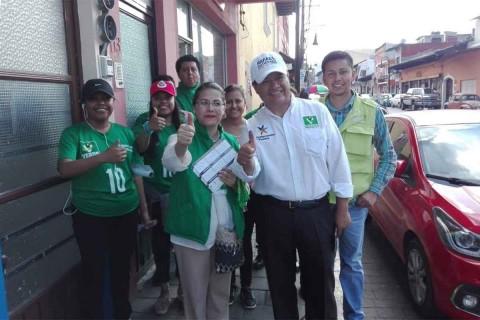 Asesinan a candidata del PVEM ya regidora en Puebla