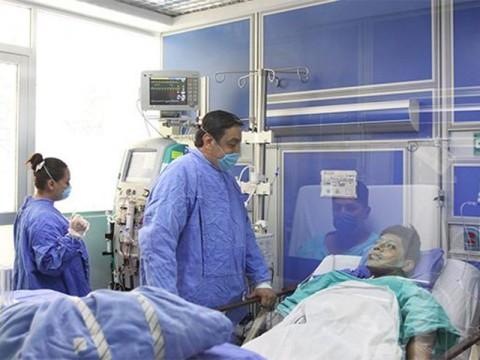 El doctor José Alfonso Yamamoto Nagano, titular de la Coordinación de Donación y Trasplantes del Instituto, encabezó la organización