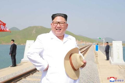 Vladimir Putin invita a Kim Jong Un a Rusia