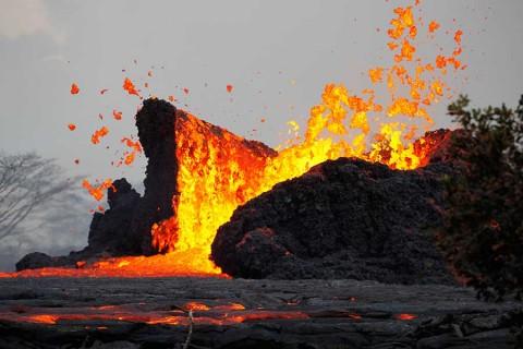Todo lo que debes saber acerca de las erupciones volcánicas