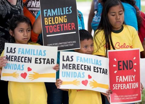 Exige ONU a EU frenar separación de familias migrantes