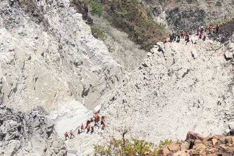 Sube a 3 los muertos por accidente en mina de Chihuahua