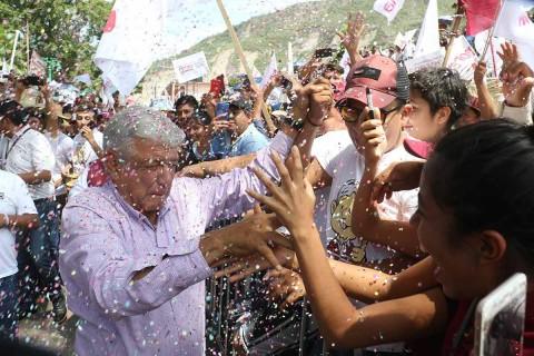 Ante resolución del TEPJF, ataques pierden peso: López Obrador. Foto: Cuartoscuro