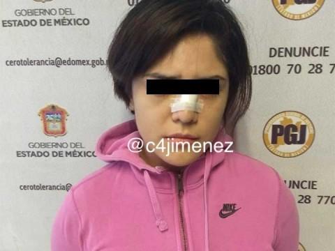 Joven secuestradora 'seducía' así a sus víctimas en Edomex