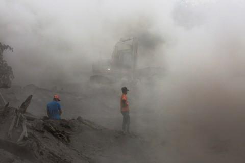 UNAM apoyará a Guatemala en el monitoreo del Volcán de Fuego. Foto: Reuters