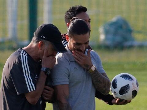 maluma, selección mexico, mundial rusia 2018, copa del mundo, world cup