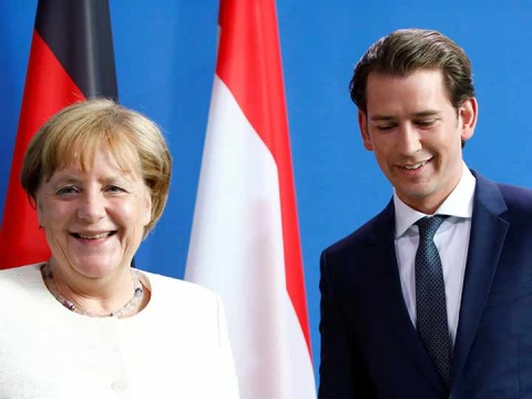 Merkel llama a unidad en política migratoria, bajo presión de UE (Foto: Reuters)