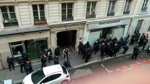 Alerta en París, Francia, por toma de rehenes
