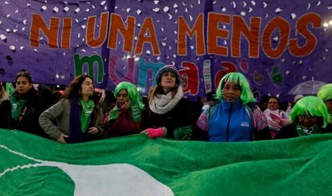 El Congreso dio media sanción a la despenalización del aborto