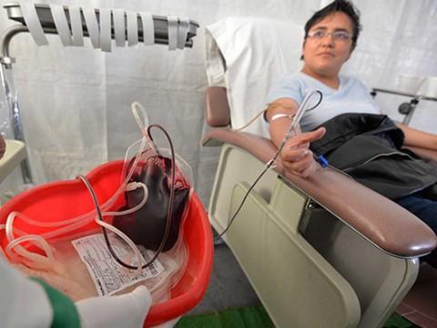 IPN, Cruz Roja. Dia Mundial del Donador de Sangre, Enfermedades,  Anemia, Cancer, Intervenciones Quirúrgicas, Trasplantes de Organos, Salud