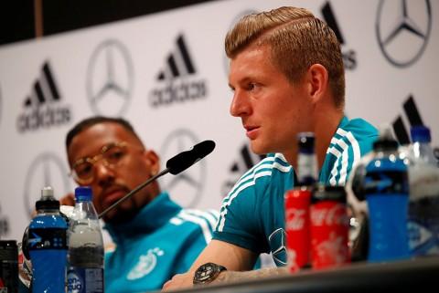Toni Kroos ve en México un gran rival