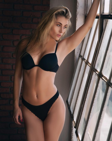Ella es Mollie Gould, la actual novia de Luis Miguel