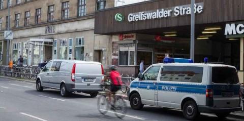 Acuchillan a dos turistas mexicanos en Berlín