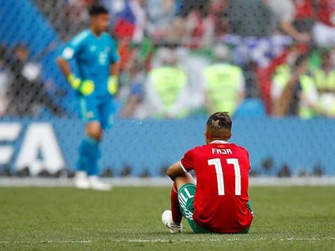 marruecos eliminada, mundial rusia 2018, copa del mundo
