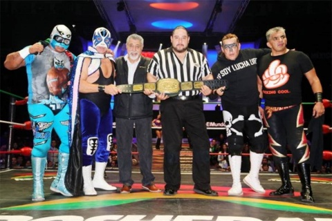 Atlantis retiene cetro Rey Bucanero Arena México