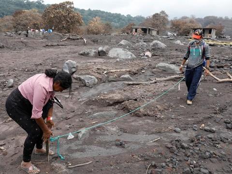 FIFA evalúa cómo ayudar a Guatemala tras la erupción del volcán (Foto: Reuters)