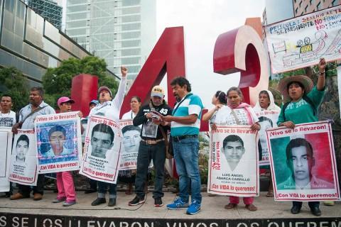 Tribunal de Tamaulipas rechaza aclarar sentencias por Caso Iguala. Foto: Cuartoscuro