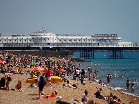 Reino Unido supera los 30 grados por primera vez en 5 años (Foto: Reuters)