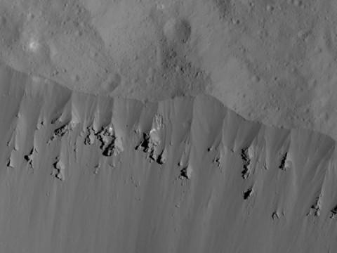 Nasa muestra en imágenes del planeta enano Ceres (Foto: AP)